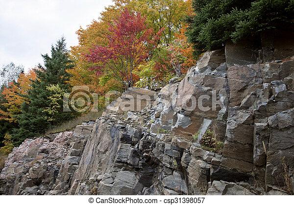 Algonquin Park Muskoka Ontario - csp31398057