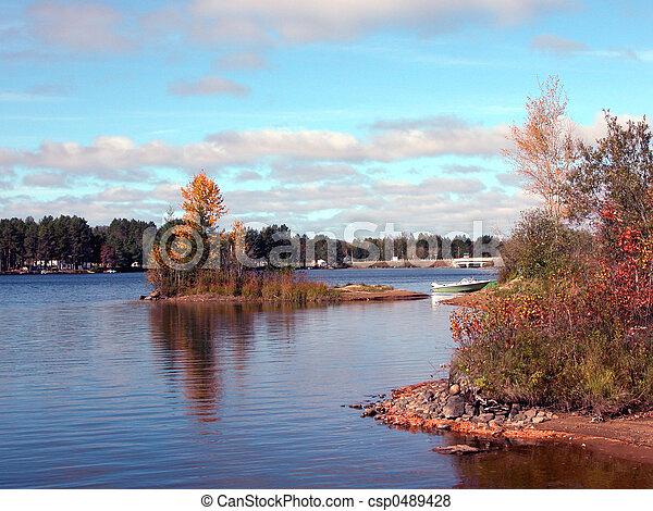 Algonquin park - csp0489428