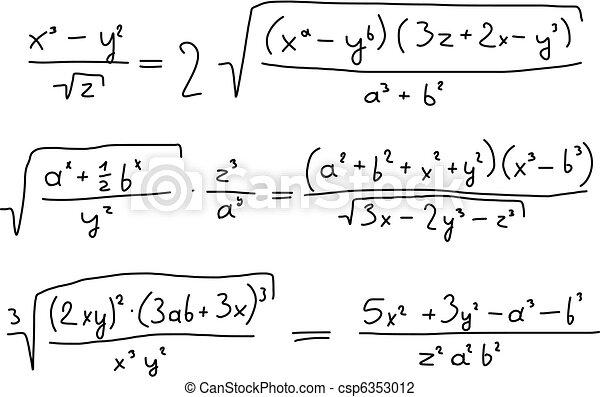 Définition de algèbre - Concept et Sens