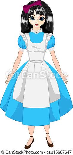 Alice in wonderland - csp15667647