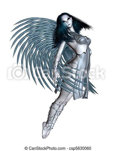 Alien Angel - 1 - csp5630060