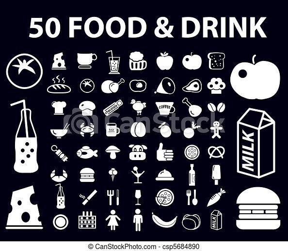 50 comidas - csp5684890