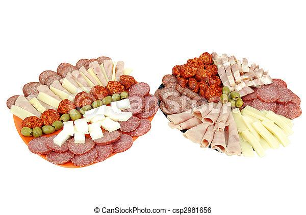 Comida de cocina - csp2981656