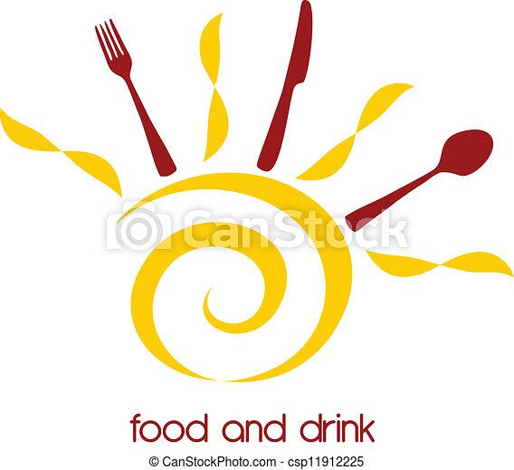 Comida y bebida - csp11912225