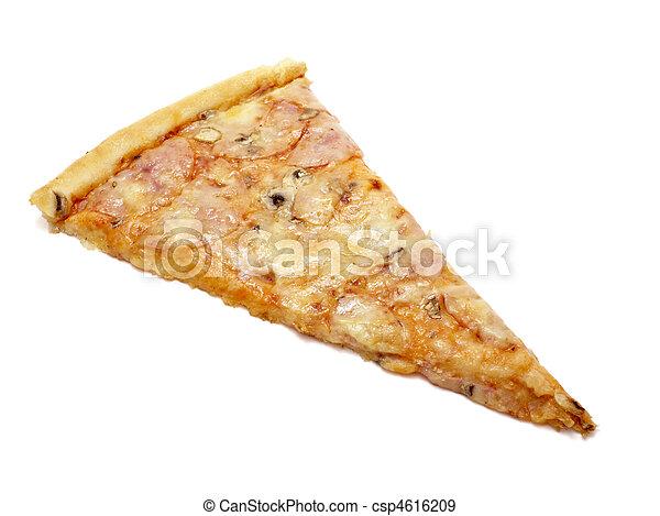 Comida de pizza - csp4616209