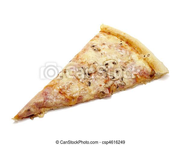 Comida de pizza - csp4616249