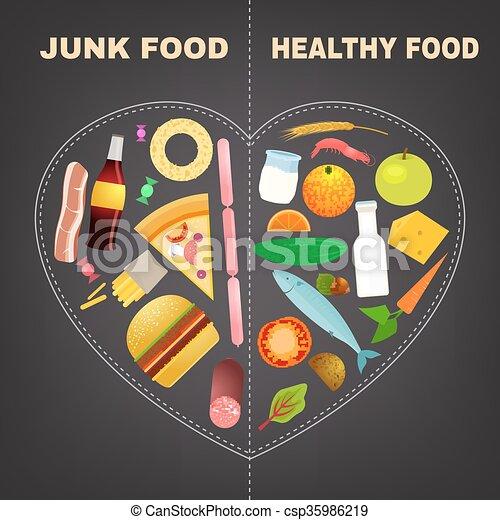 Información saludable - csp35986219