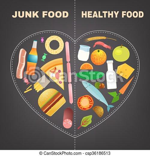 Información saludable - csp36186513
