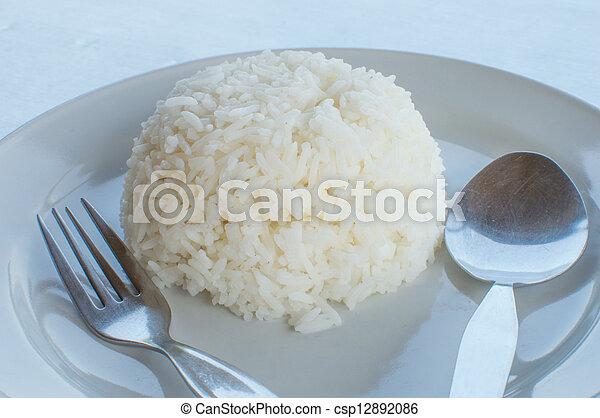 alimento, tailandês - csp12892086