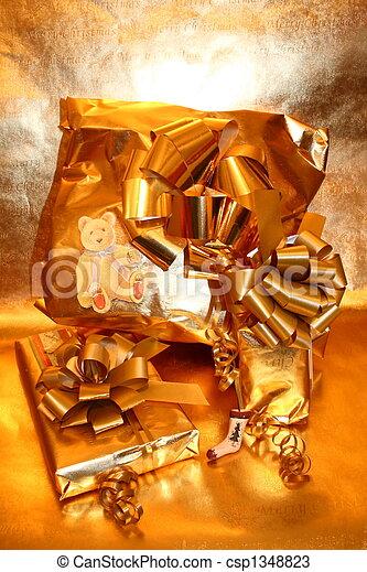 All gold - csp1348823