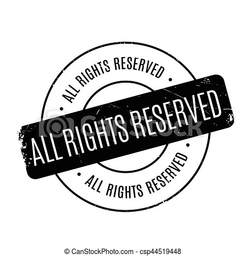 all rights reserved rubber stamp grunge design with dust scratches All Rights Reserved Mathbits all rights reserved rubber stamp grunge design with dust scratches effects can be easily removed for a clean, crisp look color is easily changed
