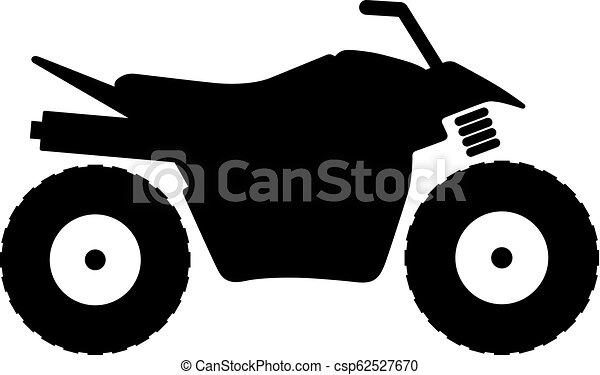 All-terrain vehicle (ATV), quad bike - csp62527670