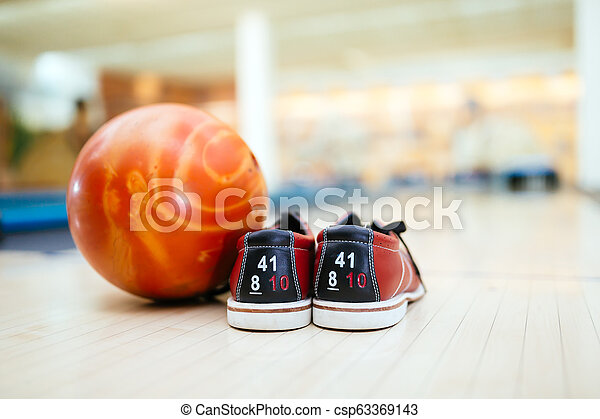 All you need for bowling - csp63369143