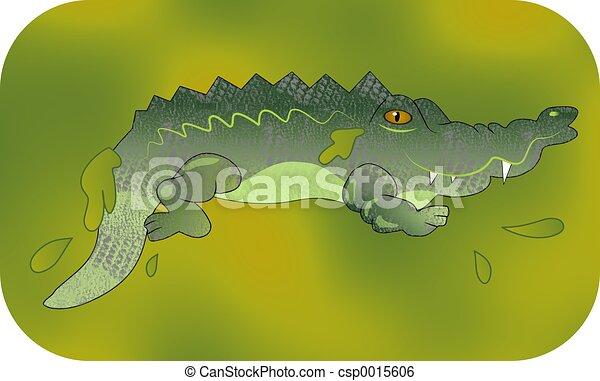 Alligator - csp0015606