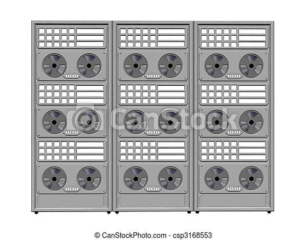 almacenamiento de cinta de datos - csp3168553