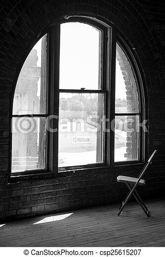 Alone Chair - csp25615207