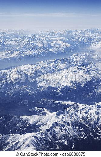 Una foto aérea - csp6680075