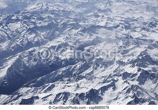 Una foto aérea - csp6680076