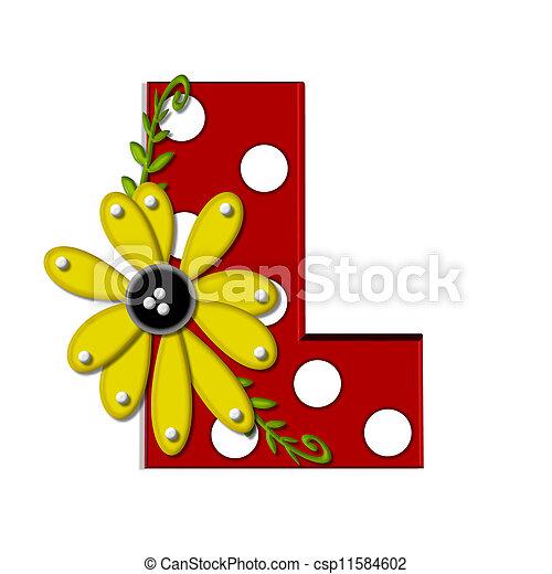 Alpha Sunflower Vine L - csp11584602