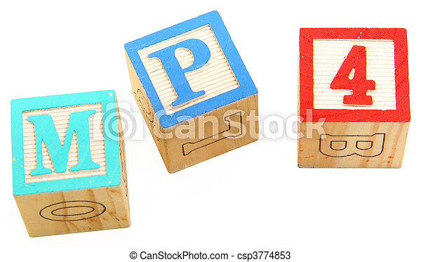 alphabet blocks mp4 - csp3774853