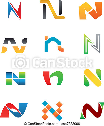 Alphabet Letter N - csp7333006