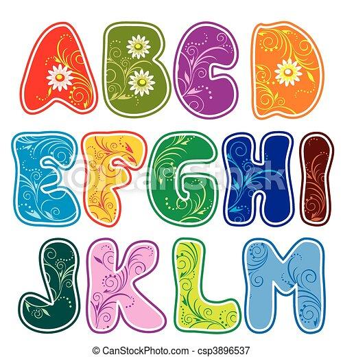 alphabet (Part 1) - csp3896537