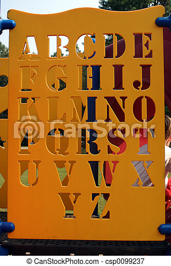 Alphabet - csp0099237