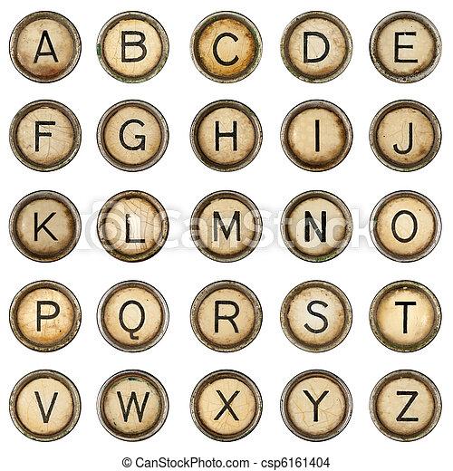Alphabet - csp6161404