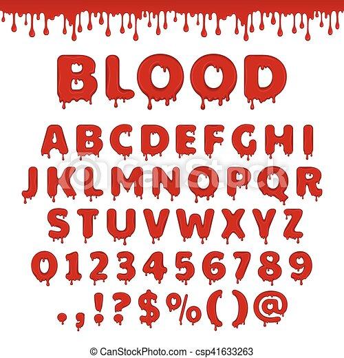 alphabet vecteur latin sanglant ensemble alphabet liquid halloween sanglant symboles. Black Bedroom Furniture Sets. Home Design Ideas