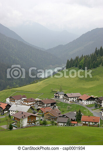 Alpine Village - csp0001934