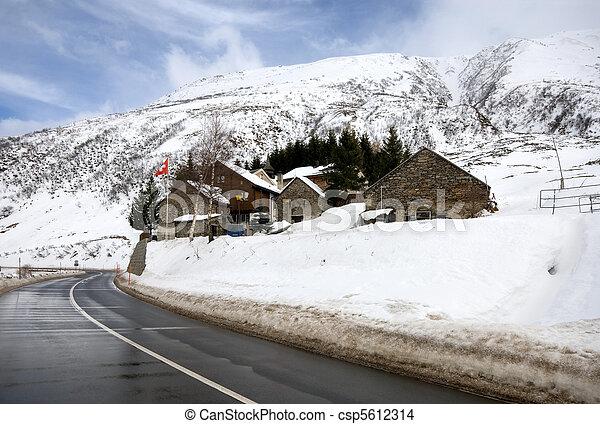 Alpine Village - csp5612314