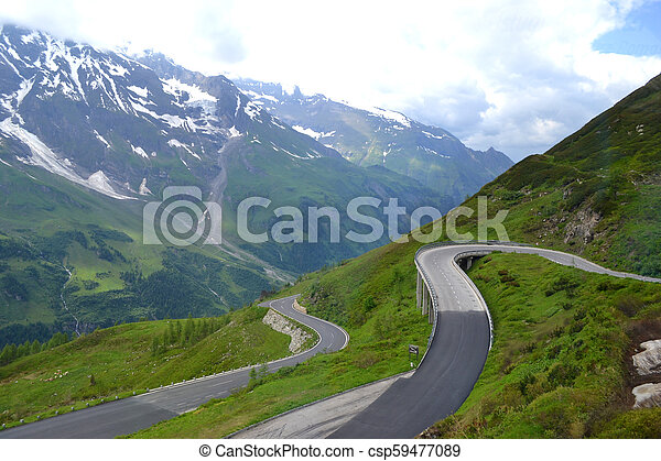 Alps in Austria - csp59477089