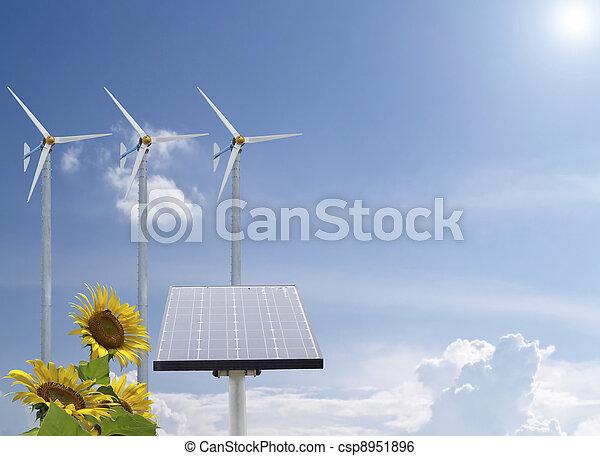 alternativ energi - csp8951896