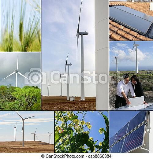 alternativ energi - csp8866384