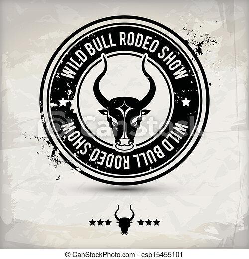 alternative bull stamp - csp15455101