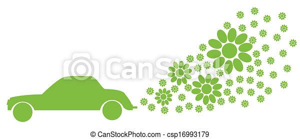 Alternative energy vector background - csp16993179