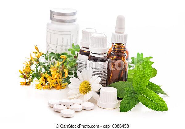 Alternative medicine - csp10086458