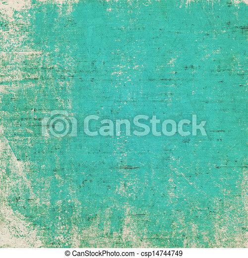altes , abstrakt, beschaffenheit, delikat, hintergrund, grunge - csp14744749