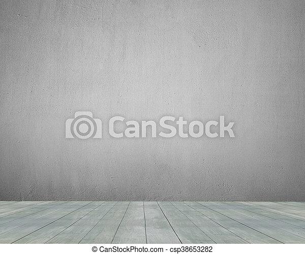 Altes boden h lzern innen beton hintergrund wand - Hintergrund wand ...