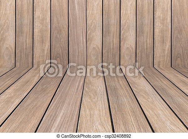 Altes Senkrecht Boden Holz Surface Beschaffenheit