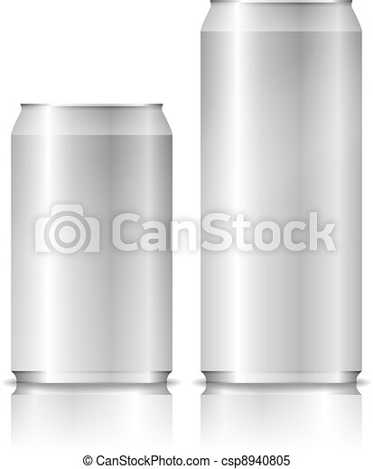 Aluminium Cans - csp8940805