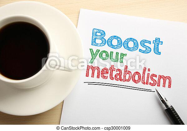 Aumente tu metabolismo - csp30001009