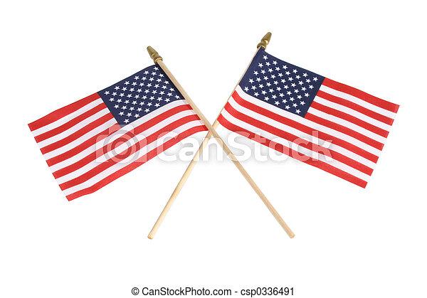 américain fléchit - csp0336491