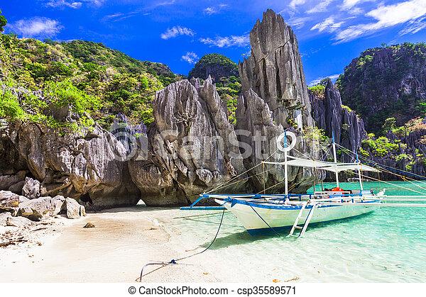 Amazing Philippines Islands El Nido Palawan