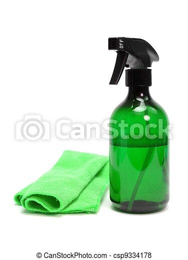 ambiental, produtos, limpeza - csp9334178