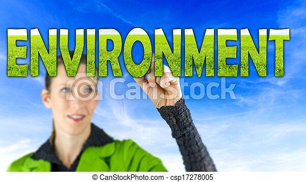 Medio ambiente - csp17278005