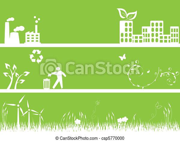 Verde ambiente y ciudad - csp5770000