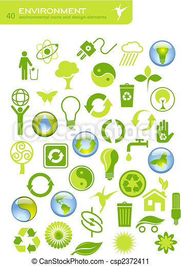 Medio ambiente - csp2372411
