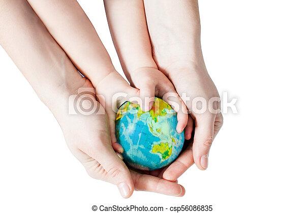 El concepto de protección de medio ambiente - csp56086835
