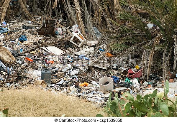 Contaminación ambiental - csp1539058